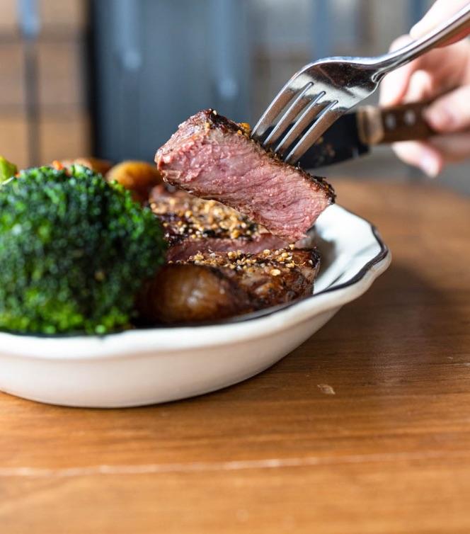 Two 0 Seven - Steak
